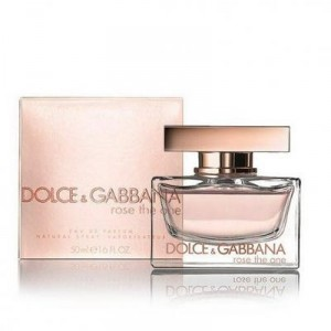Dolce-Gabbana The One Rose lady edp 50 ml